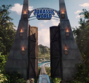 Teaser - Jurassic World