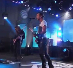 Bush - The Only Way Out (Jimmy Kimmel Live)