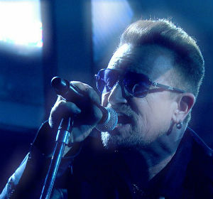 U2 - Volcano (Later With Jools Holland)