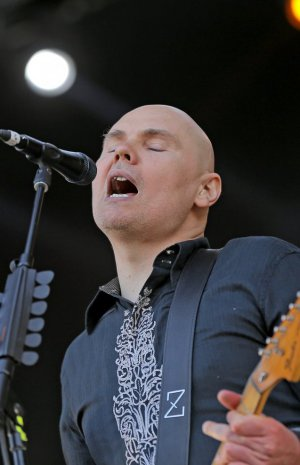 Smashing Pumpkins - Lollapalooza Chile 2015