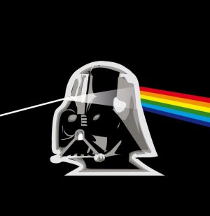 VIDEO | Dark Side Of The Moon se sincroniza con Star Wars: The Force Awakens