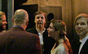 Niegan la entrada a Paul McCartney a una fiesta Post- Grammys