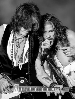 Aerosmith regresa a Chile para despedirse de su público local