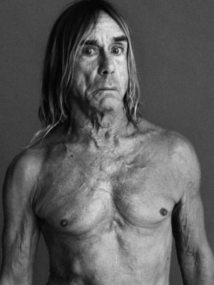Iggy Pop y The Libertines llegan a Chile y Sonar FM es la radio oficial