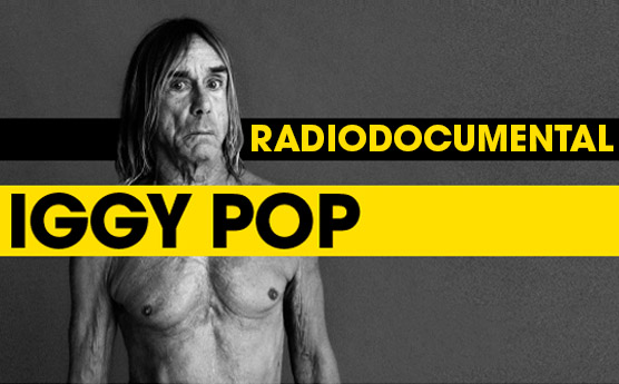 Revisa si ganaste una entrada doble con el Radiodocumental de Iggy Pop