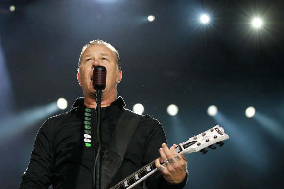 Metallica confirma, por error, que estará en Lollapalooza Chile 2017