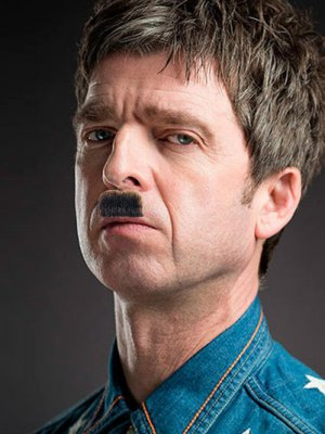Liam Gallagher ataca otra vez y compara a Noel con Adolf Hitler