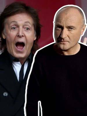 Phil Collins contó por qué detesta a Paul McCartney