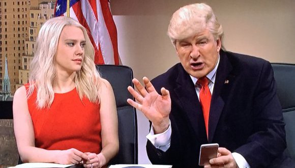 Trump arremete contra Saturday Night Live y Alec Baldwin