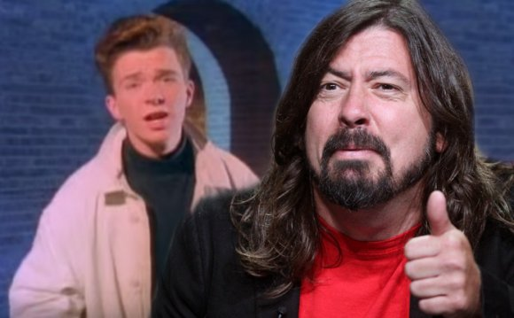 VIDEO | Rick Astley sorprende con enérgico cover de Foo Fighters