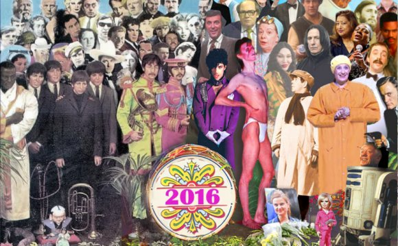 "Así se ve la portada del ""Sgt Pepper's Lonely Hearts Club Band"" en su versión 2016"