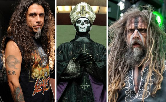 Slayer, Ghost y Rob Zombie agendan regreso a Sudamérica durante el 2017