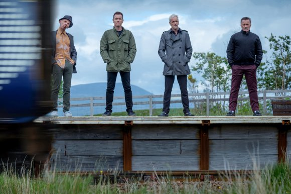 Revelan las canciones que estarán en el soundtrack de Trainspotting 2