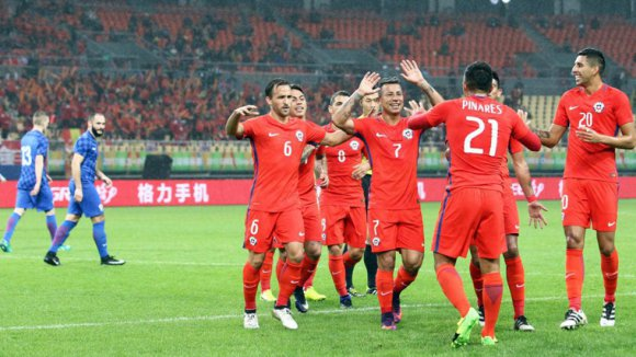 Chile se impuso ante Croacia y avanza a la final de la China Cup