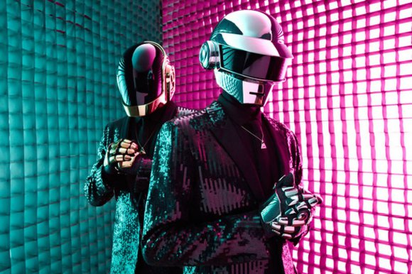 Misterioso video indica regreso de Daft Punk a Chile
