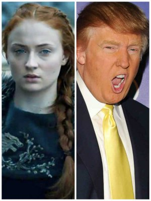Actriz de Game Of Thrones trolleó con todo a Donald Trump