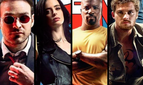 The Defenders - Trailer 1 subtitulado