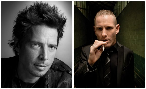 VIDEO | Mira la versión de Outshined que Corey Taylor hizo junto a Stone Sour en honor a Chris Cornell