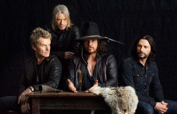 The Cult confirma su primer concierto en Chile