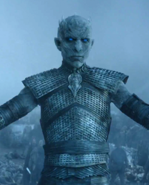 El 'Night King' de Game Of Thrones tiene su propia lista de Spotify y es genial