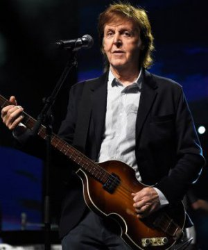 Paul McCartney está preparando una canción sobre Donald Trump