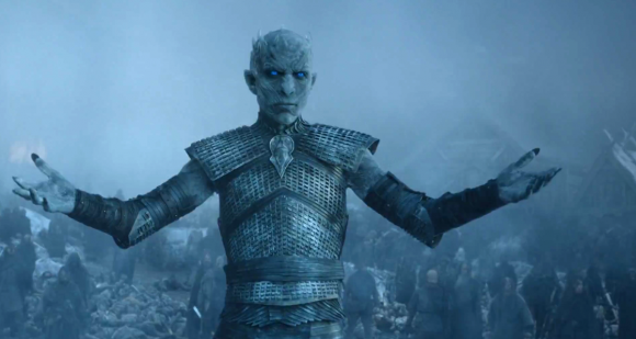 FOTOS | Así se ven los actores que interpretan al 'Night King' en Game Of Thrones