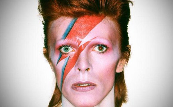 David Bowie, de los favoritos de Spotify