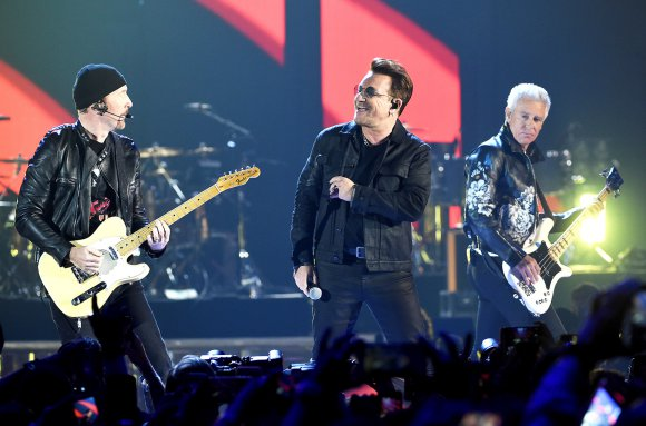 VIDEO | Escucha 'You're The Best Thing About Me', la nueva canción de U2