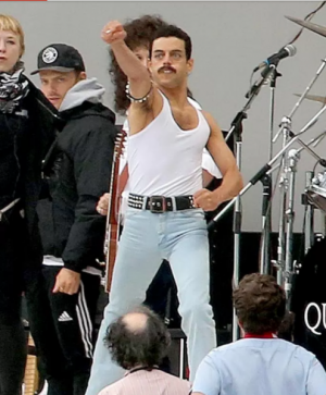 FOTOS Y VIDEO | Mira el primer clip de actor de 'Mr. Robot' como Freddie Mercury