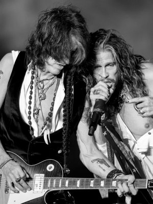 Aerosmith cancela su participación en Stgo Rock City