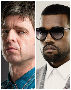 Noel Gallagher reveló inesperada influencia de su nuevo álbum: Kanye West