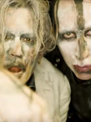 VIDEO | Johnny Depp protagoniza el perturbador nuevo video de Marilyn Manson