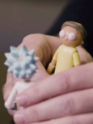 VIDEO | ¿Extrañas 'Rick y Morty'? Mira a sus creadores improvisar un episodio con juguetes