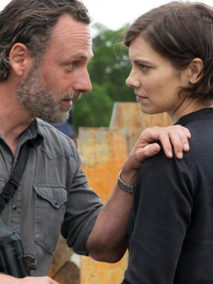 The Walking Dead sufrió considerable baja en rating en estreno de su nueva temporada