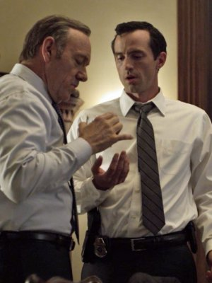 Acusan a Kevin Spacey de estar 'obsesionado' con co-estrella de 'House Of Cards'