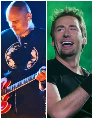 "Billy Corgan sale en defensa de Nickelback: ""Chad Kroeger es un compositor increíble"""