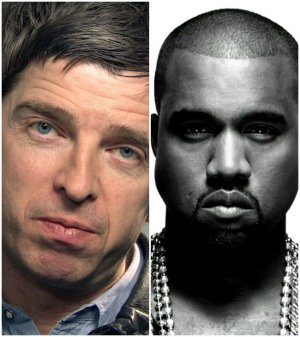 "Noel Gallagher explica influencia de Kanye West en nuevo disco: ""Lo encuentro fascinante"""