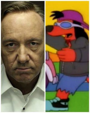 VIDEO | ¿Los Simpson habrán predicho cómo eliminará House Of Cards a Kevin Spacey?