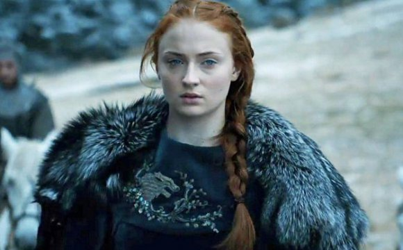 Sophie Turner confirma que Game of Thrones volverá el 2019