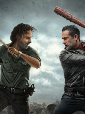 Zombies para rato: Confirman novena temporada de 'The Walking Dead'
