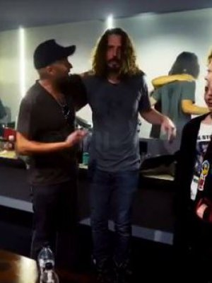 VIDEO | Revelan registro en donde Chris Cornell propone a Audioslave un tour de reunión