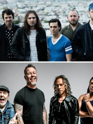Grammys: The War On Drugs vence a Metallica en la categoría Mejor Disco de Rock