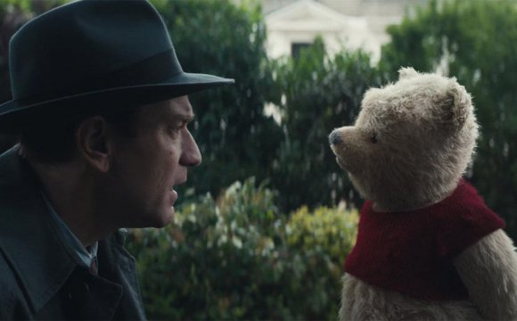 [VIDEO] Revelan tráiler de Christopher Robin, la película de Disney sobre #WinnieThePooh
