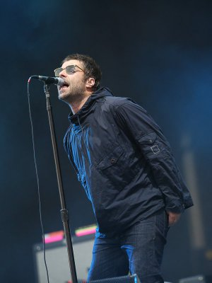 Liam Gallagher sigue y cancela show en Brasil