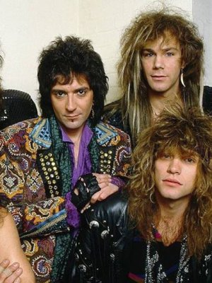 Bon Jovi se reunió para tocar en su ingreso al Rock And Roll Hall Of Fame