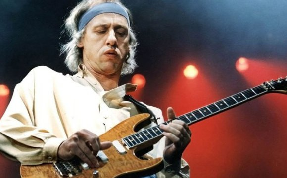 VIDEO | La incómoda inducción de Dire Straits al Rock & Roll Hall Of Fame