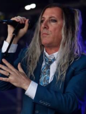 VIDEO | La impecable presentación de 'A Perfect Circle' en el show de Jimmy Kimmel