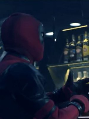 VIDEO | El Chino Ríos y Deadpool se emborrachan juntos en épico comercial