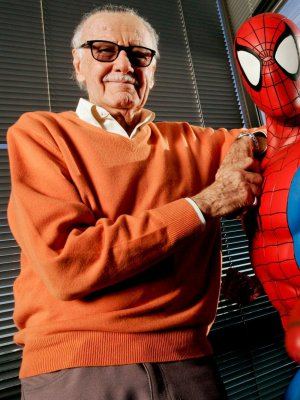 Stan Lee encontró en Tom Holland exactamente lo que imaginó al crear 'Spider-Man'