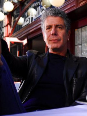 De Marvin Gaye a The Heartbreakers: estas fueron las canciones favoritas de Anthony Bourdain